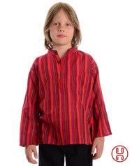 fischerhemd kinder hemd