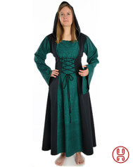 Medieval Dress with liripipe