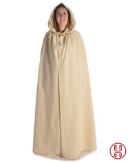 Medieval Cloak with hood Madius