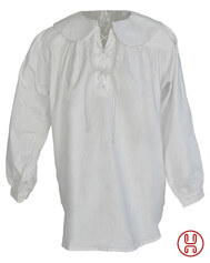 Musketeer Shirt white