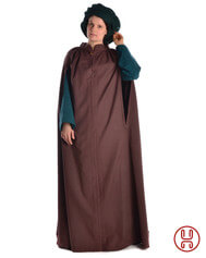 Medieval Cloak without hood Helche