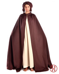 Medieval Cloak without hood Amelgart