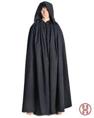 Medieval Cloak with hood wide