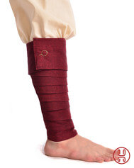 Leg Wraps Balder Set with Fibula