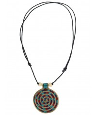 Necklace Phol with Spiral (6 cm)