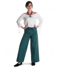 Mittelalter Hosen zum Schnüren Baumwolle