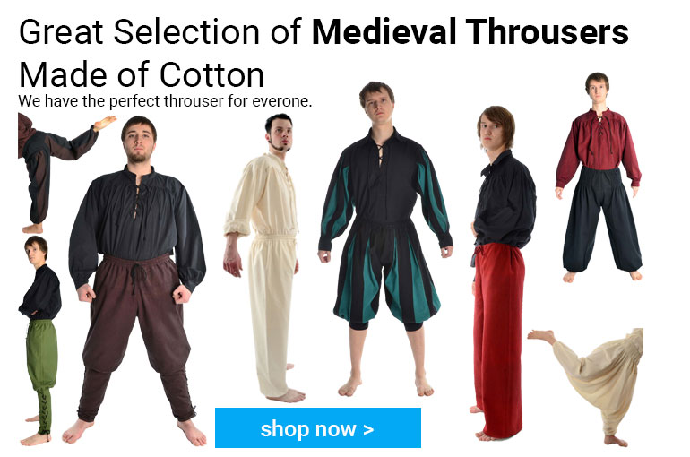 Medieval Male Throusers