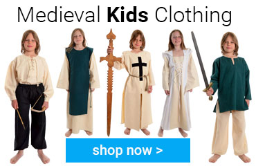 Medieval Kids Clothing