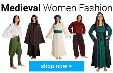 Medieval Women Fashion